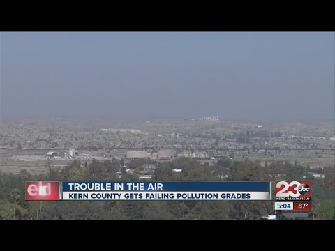 Kern County Tops the List of Worst Air Quality Cities