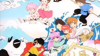 らんま½ 1989 Based on the Original Comics by RUMIKO TAKAHASHI Produ...