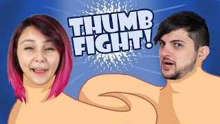 Apostando os DEDOS - Thumb Fighter