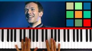 "How To Play ""Fix You"" Piano Tutorial (Coldplay)"