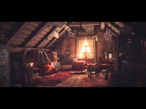 Grandpa's attic