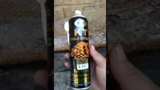 review chrome and gold paint