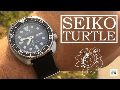 Why the Seiko Turtle is good value - Rebuying the SRP777