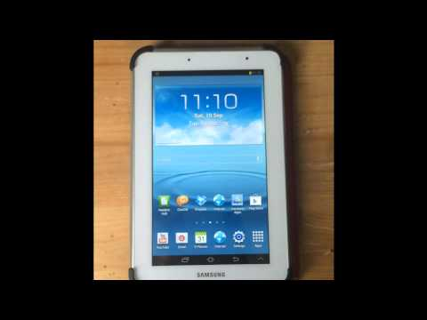 How to install Replicant on a Galaxy Tab 2 7.0