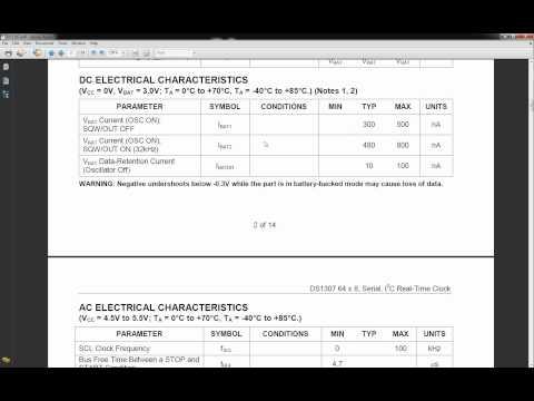 Lesson 17 RTC Hardware