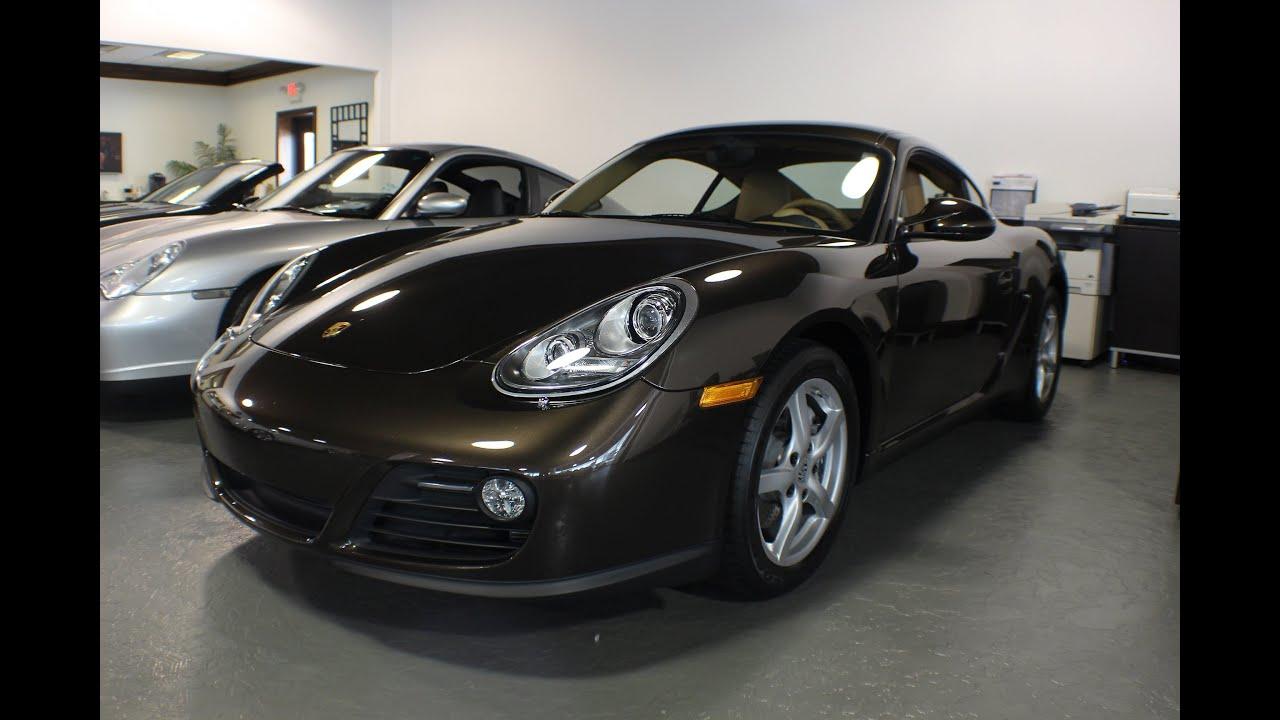2012 Porsche Cayman for Sale in Canton, Ohio | Jeff's Motorcars