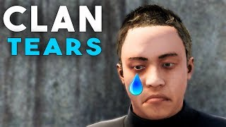 SALTY CLAN Tries To SCAM me With Their Tears | Rust Gameplay