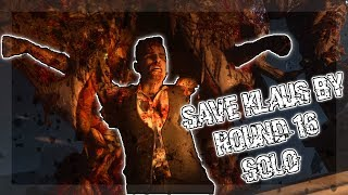 Save Klaus By Round 16 Solo Guide (COD WW2 Zombies)