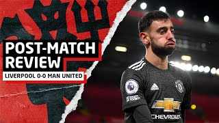 Missed Opportunity.   Liverpool 0-0 Manchester United   Post-Match Review