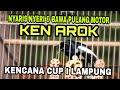 Tolak Pinangan jt Aksi Kacer Ken Arok Nyaris Nyeri Bawa Pulang Motor Di Kencana Cup I Lampung  Mp3 - Mp4 Download