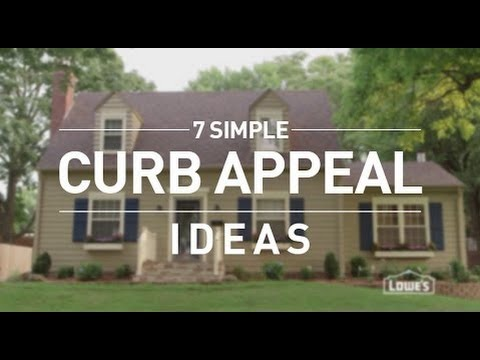 7 Simple Curb Appeal Ideas For Your Home S Exterior Youtube