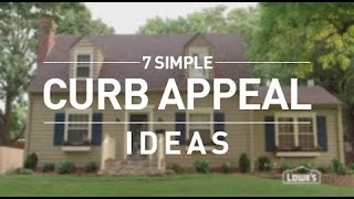 7 Simple Curb Appeal Ideas for Your Home