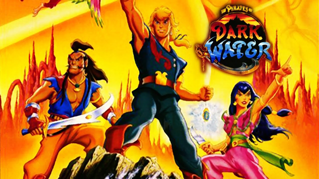 Pirates of the dark water hentai