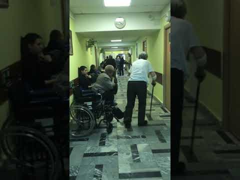 Скорый прием по скорой в 36 больнице Москва