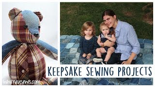 The BEST Memory Sewing Projects - Huge List | Whitney Sews