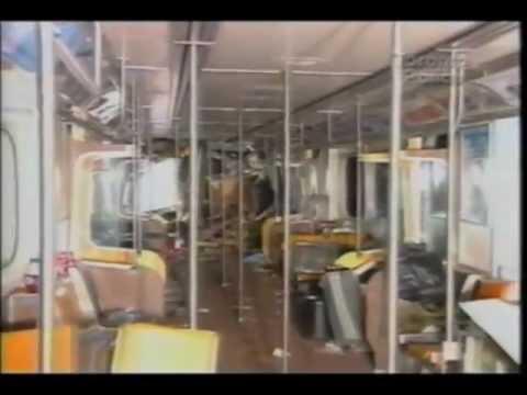 1995 TTC Subway Crash