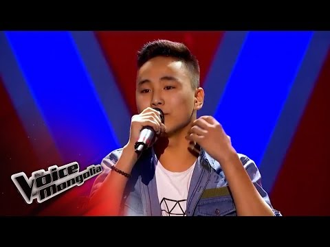 "Munhbayar.Sh - ""Zuud"" - Blind Audition - The Voice of Mongolia 2018"