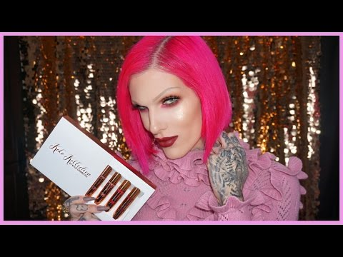KYLIE COSMETICS: THE KOKO KOLLECTION   Review & Swatches