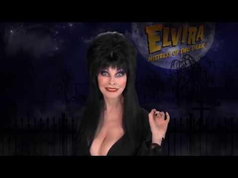 Download Elvira, Mistress of the Dark at Knott's Scary Farm 2017