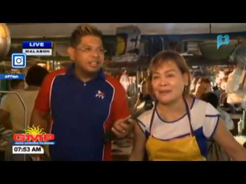 Price watch sa Malabon Market
