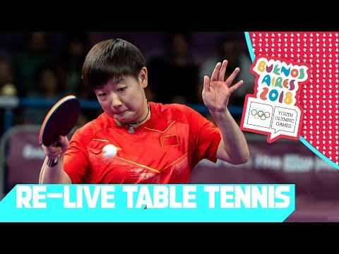 RE-LIVE | Day 04: Table Tennis | Youth Olympic Games 2018 |Buenos Aires