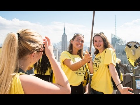 Welcome Camp in New York | STS High School