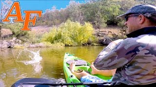 2 Day Kayak explore of Namoi River and Split Rock Lake EP.405