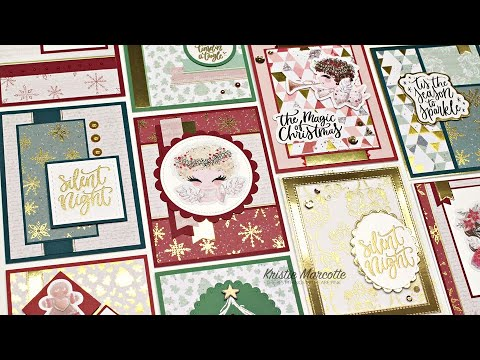 love-from-lizi---the-magic-of-christmas---10-cards-1-collection