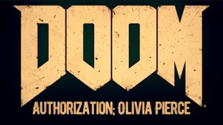 Mick Gordon - 07. Authorization; Olivia Pierce