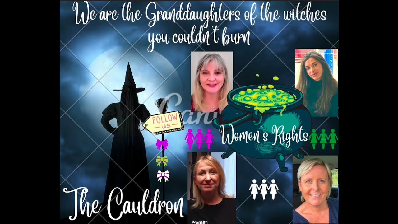Download The Cauldron - Lisa Keogh, Denise Findlay and Claire Samani - Episode 8