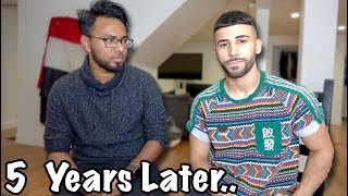 Meeting My Ex-Best Friend After 5 Years