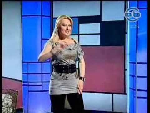 Nena Duleva snimano vo AB tv