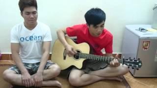 Xin em  đừng   LK  aucostic guitar Vũ Hải Đăng