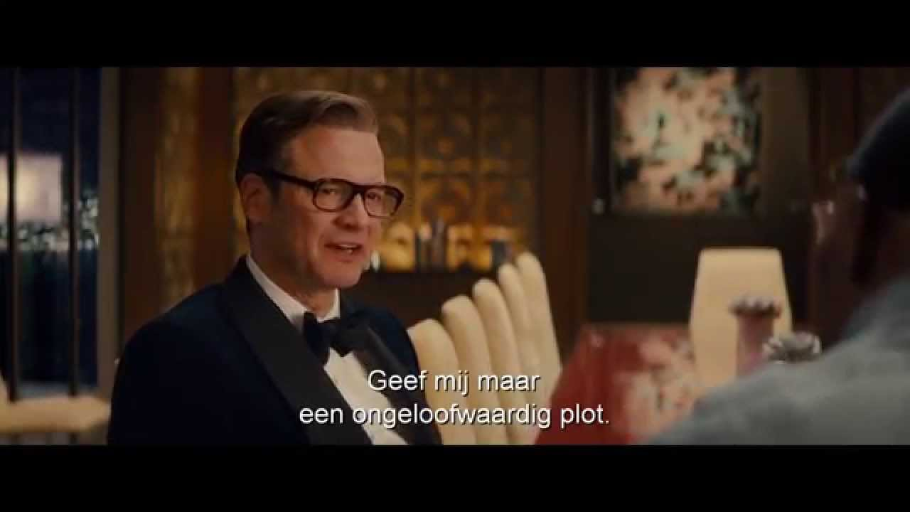 Kingsman: The Secret Service | Officiële trailer 3 | NL ondertiteld | 12 februari 2015