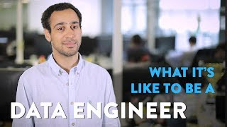 What it's like to be a Data Engineer