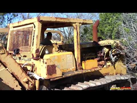 Periodic Dozer starting-D9G [HD 720p]