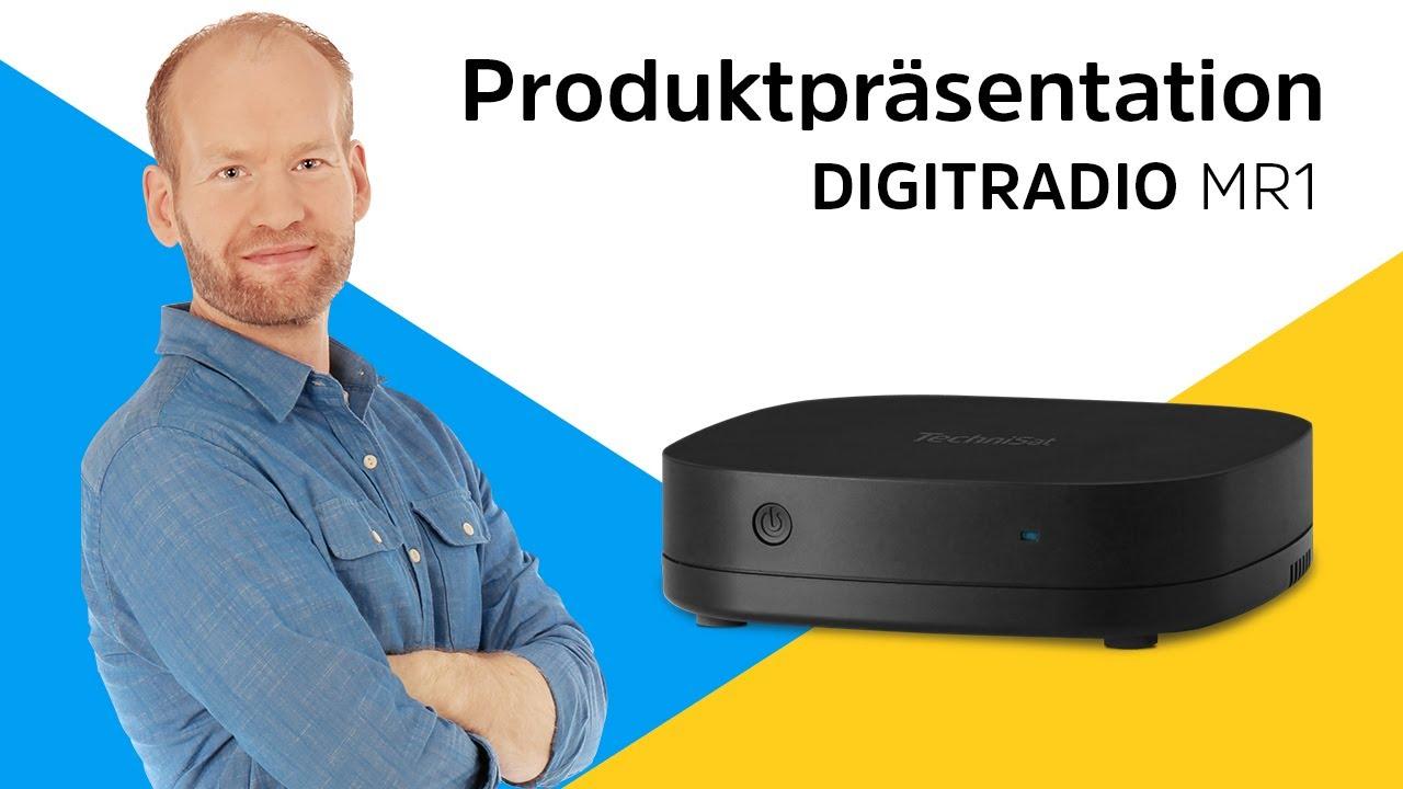 Video: DIGITRADIO MR1 | Multiroom-Adapter für die Stereo-Anlage. | TechniSat
