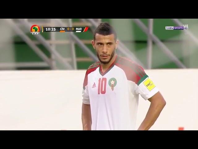 Maroc vs Cote d'ivoire 2017 - مبارة المغرب الساحل العاج كاملة