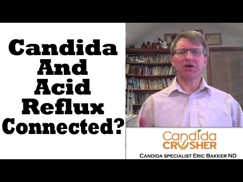 Candida And Acid Reflux