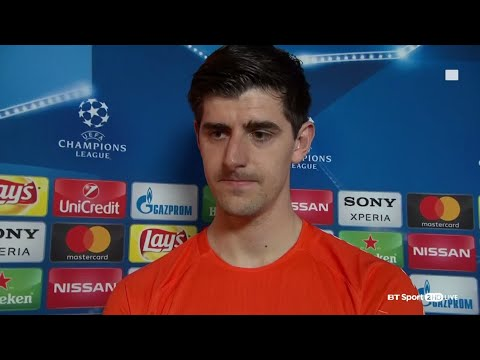 Thibaut Courtois gives honest interview after mistakes in Chelsea's defeat to Barcelona