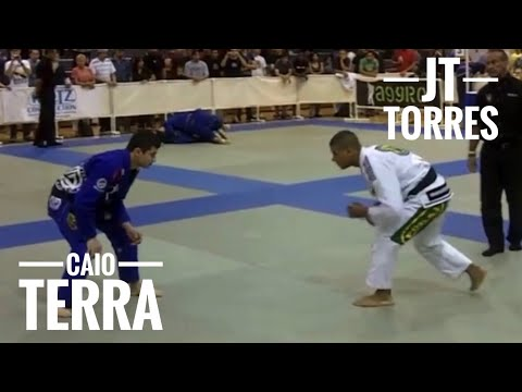 HIGHLIGHTS | JT TORRES VS CAIO TERRA | 2ND SOUTHWEST BJJ CLASSIC