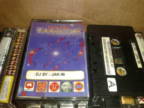 Doncaster Warehouse Jan 1996 DJ Sy Mc Marcus