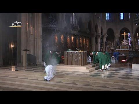 Messe du 2 septembre 2018