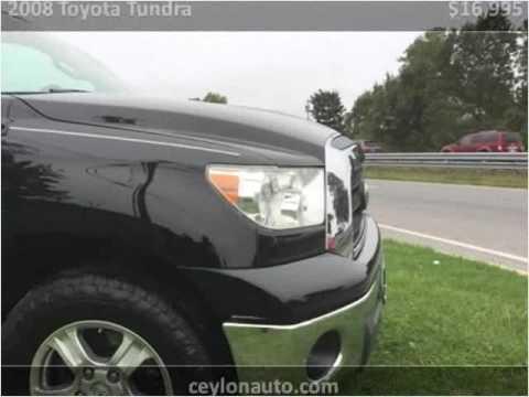2008 Toyota Tundra Used Cars Easton Md