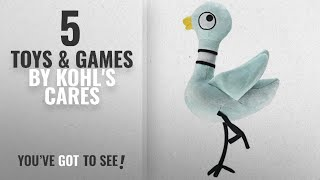 Top 10 Kohl's Cares Toys & Games [2018]: Kohl's Cares Plush Stuffed Animal, Pigeon