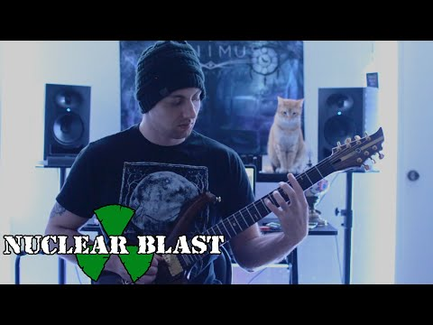 AENIMUS - My Becoming (OFFICIAL GUITAR PLAYTHROUGH)
