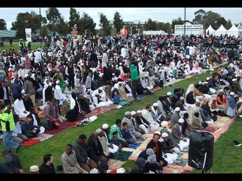 Eid Ul Adha Prayer In Australia   Sydney Mosque 🌙   Eid Mubarak To All
