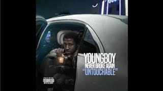 NBA Youngboy - Untouchable Audio