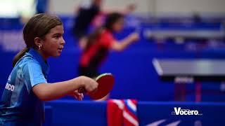 Preinauguran centro de tenis de mesa en el Albergue Olímpico