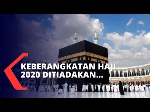 Keberangkatan Haji 2020 Dibatalkan, Pemerintah Pastikan Dana Calon Jemaah Haji Aman.